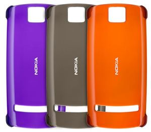 Nokia CC-3014 Cover orange