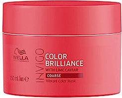 Wella Care Brilliance strong hair hair mask, 150ml