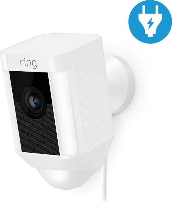 Ring spotlight Cam, white (8SH1P7-WEU0)