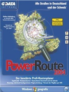 GData Software: Power Trasa 2004 (PC)