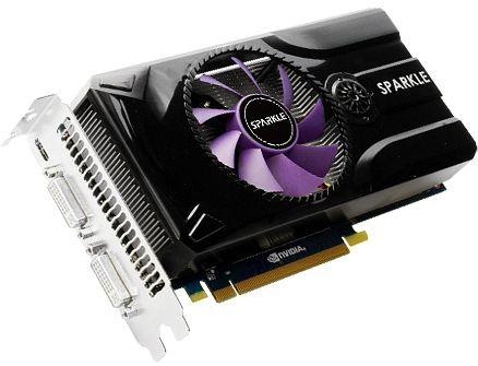 Sparkle GeForce GTX 560, 1GB GDDR5, 2x DVI, HDMI (SXX5601024D5MH)