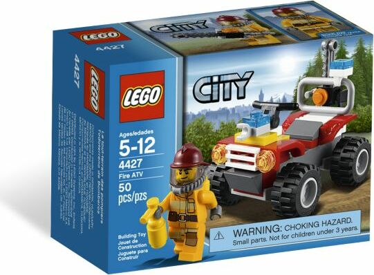 LEGO - City Forest Fire - Fire ATV (4427) -- via Amazon Partnerprogramm