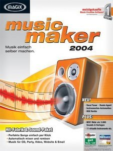 Magix: Music Maker 2004 (PC)