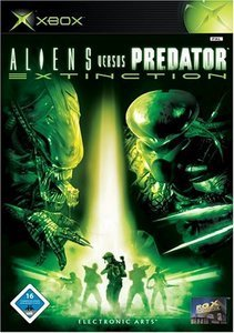 Alien vs. Predator: Extinction (deutsch) (Xbox)