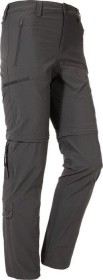 The North Face Exploration Convertible Zip-Off pant long asphalt grey (men)