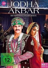 Jodha Akbar - Die Prinzessin und der Mogul Box 1 (DVD)