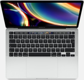 "Apple MacBook Pro 13.3"" silber, Core i7-8557U, 8GB RAM, 512GB SSD, UK [2020 / Z0Z4/Z0Z5]"