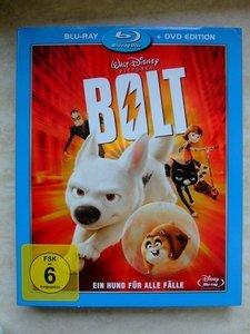 Bolt - Ein Hund für alle Fälle (Blu-ray) -- © bepixelung.org