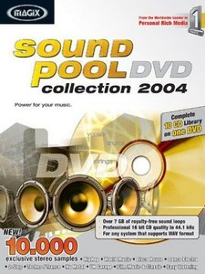 Magix: Soundpool DVD Collection 2004 (PC)