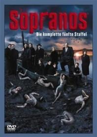 Die Sopranos Season 5 (DVD)