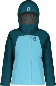 Scott G Vertic Dryo 10 Skijacke majolica blue/bright blue (Junior) (277728-6650)