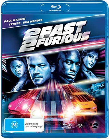 2 almost 2 Furious (Blu-ray) (UK) -- via Amazon Partnerprogramm