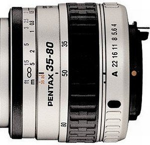 Pentax smc FA 35-80mm 4.0-5.6 black (27189)
