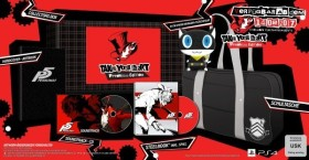 Persona 5 - Take Your Heart Premium Edition (PS4)