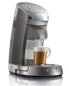 Philips HD7852/50 Senseo Latte Select coffee pad machine