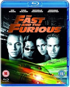 The Fast And The Furious (Blu-ray) (UK)