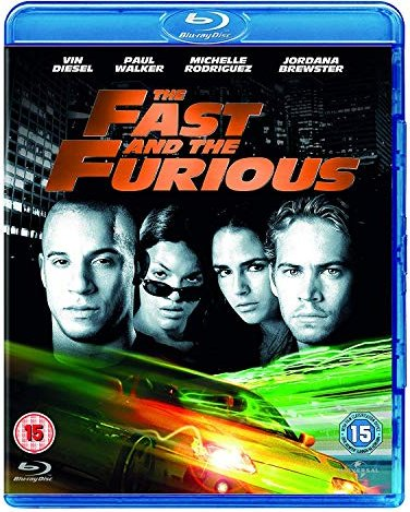 The Fast And The Furious (Blu-ray) (UK) -- via Amazon Partnerprogramm