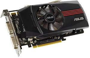 ASUS ENGTX560 DC/2DI/1GD5 DirectCU, GeForce GTX 560, 1GB GDDR5, 2x DVI, mini HDMI (90-C1CQV0-L0UAY0YZ)