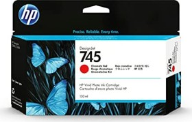 HP ink 745 red (F9K00A)