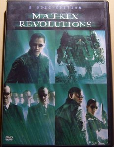 Matrix 3 - Revolutions -- © bepixelung.org