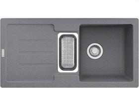 Franke Strata STG 651-86 Graphit Granitspüle