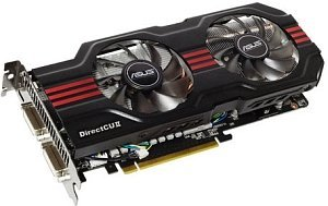 ASUS ENGTX560 DCII top/2DI/1GD5 DirectCU II top, GeForce GTX 560, 1GB GDDR5, 2x DVI, mini HDMI (90-C1CQN0-L0UAY0YZ)