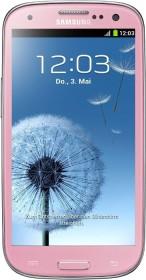 Samsung Galaxy S3 i9300 16GB rosa