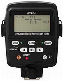 Nikon SU-800 IR-Blitzfernsteuerungseinheit (FSW53801)