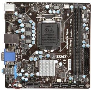 MSI H61I-E35