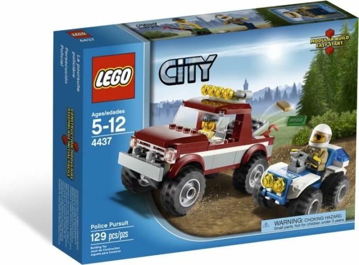 LEGO - City Forest Police - Police Pursuit (4437) -- via Amazon Partnerprogramm