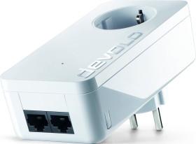 devolo dLAN 1000 duo+ weiß, HomePlug AV2, 2x RJ-45 (8118)