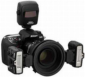Nikon R1C1 macro flash kit (FSA906CA)