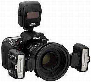 Nikon R1C1 macro flash kit (FSA906CA)