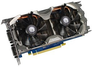 KFA² GeForce GTX 560 EX OC, 1GB GDDR5, 2x DVI, mini HDMI (56NGH6HS4IXW)
