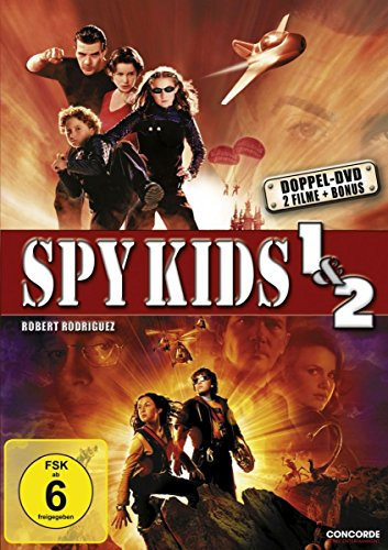 Spy Kids 1+2 -- via Amazon Partnerprogramm