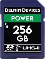 Delkin Power 2000X R300/W250 SDXC 256GB, UHS-II U3, Class 10 (DDSDG2000256) -- via Amazon Partnerprogramm