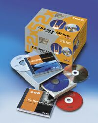 TEAC CD-W552E retail