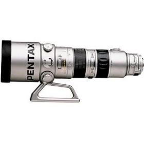 Pentax smc FA 250-600mm 5.6 ED IF schwarz