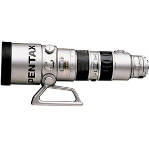 Pentax smc FA 250-600mm 5.6 ED IF black