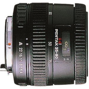 Pentax smc A 35-80mm 4.0-5.6 black