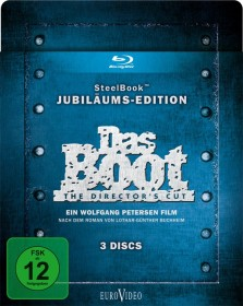 Das Boot (3 Discs) (Special Editions) (Blu-ray)