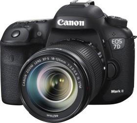 Canon EOS 7D Mark II schwarz mit Objektiv Fremdhersteller