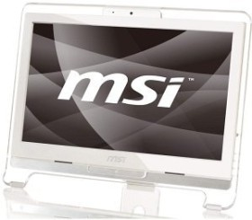 MSI Wind Top AE1920-026UK, weiß