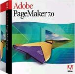 Adobe: PageMaker 7.0.2 - full version bundle (PC)