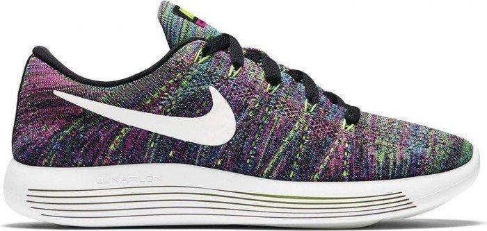 Nike Damen 843765-002 Traillaufschuhe, Schwarz (Black/Summit White-Fire Pink-Blue Glow), 36 EU
