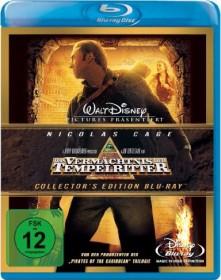 Das Vermächtnis der Tempelritter (Blu-ray)