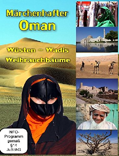 Reise: Oman -- via Amazon Partnerprogramm