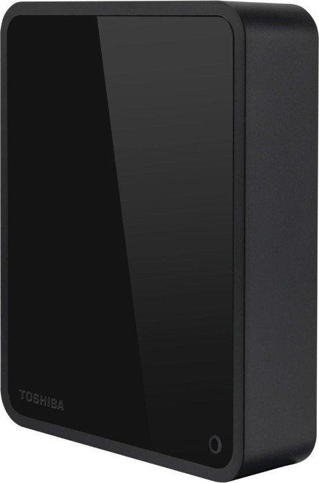 Toshiba Canvio for Desktop 4TB, USB-B 3.0 (HDWC340EK3JA)