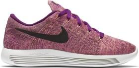 Nike Lunarepic Low Flyknit bright grape/fire pink/peach cream/black (ladies) (843765-500)