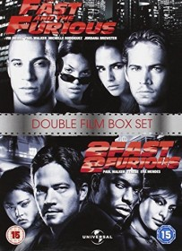 The Fast And The Furious/2 Fast 2 Furious (DVD) (UK)